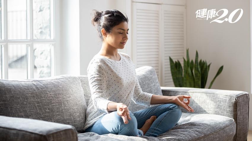 學不會腹式呼吸法?日醫曝1招自然就會 立刻消除緊張不安、改善心情低落