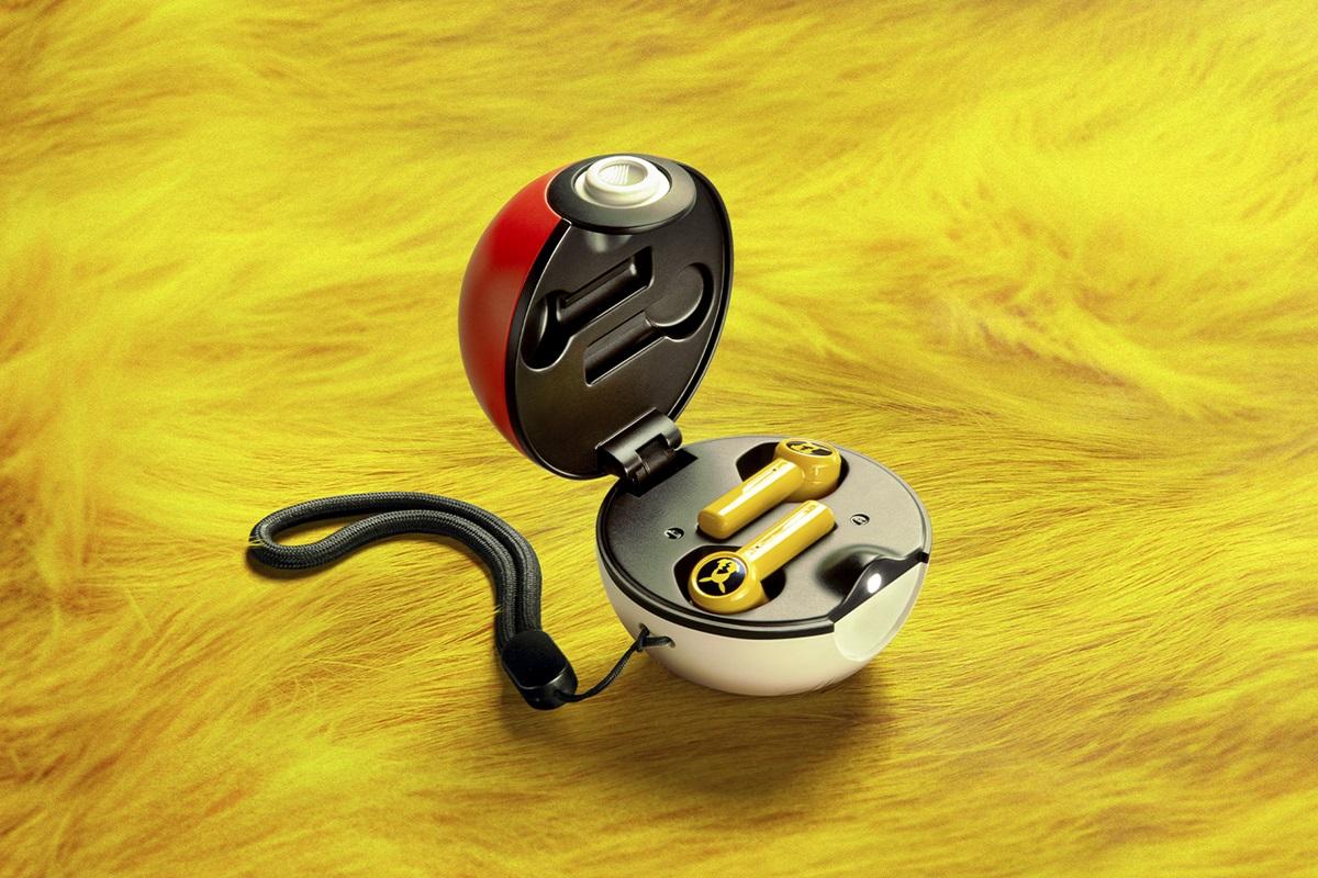 全台獨賣「寶可夢聯名3C」!精靈球耳機會叫Pika,皮卡丘鍵盤、閃電滑鼠會發黃光
