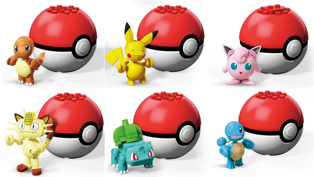 出動收服囉!全家最新「3D精靈球積木」玩具,收皮卡丘、胖丁、小火龍等6款角色