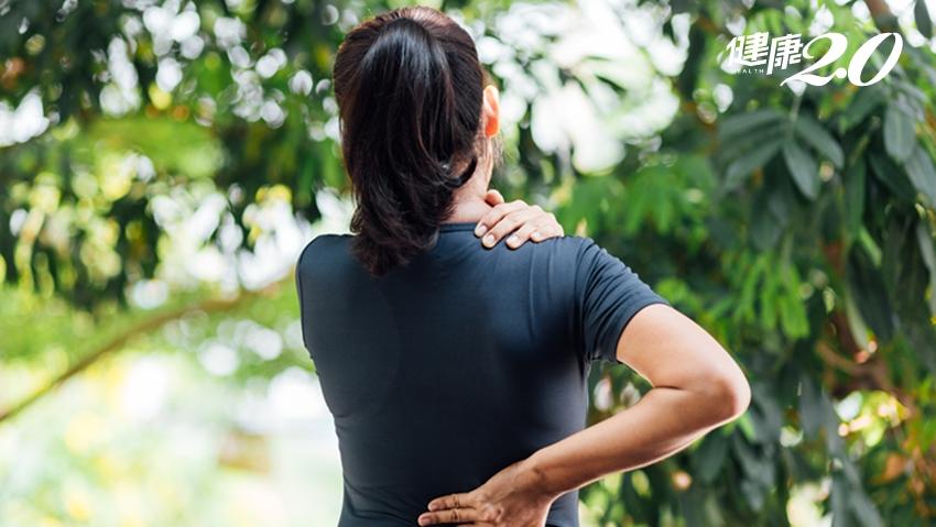 全身痠痛別輕忽!女性罹骨鬆早10年 醫師建議3招有效預防骨鬆