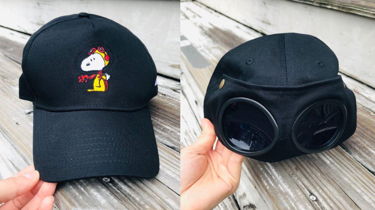氣質款超必收!人氣手搖飲再推「史努比仿皮杯提」與「飛行員棒球帽」