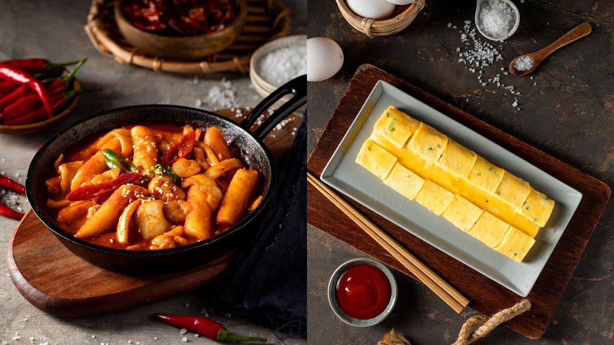 台中人快衝!「涓豆腐」送千元韓式料理,還有飲料甜品第二件5折