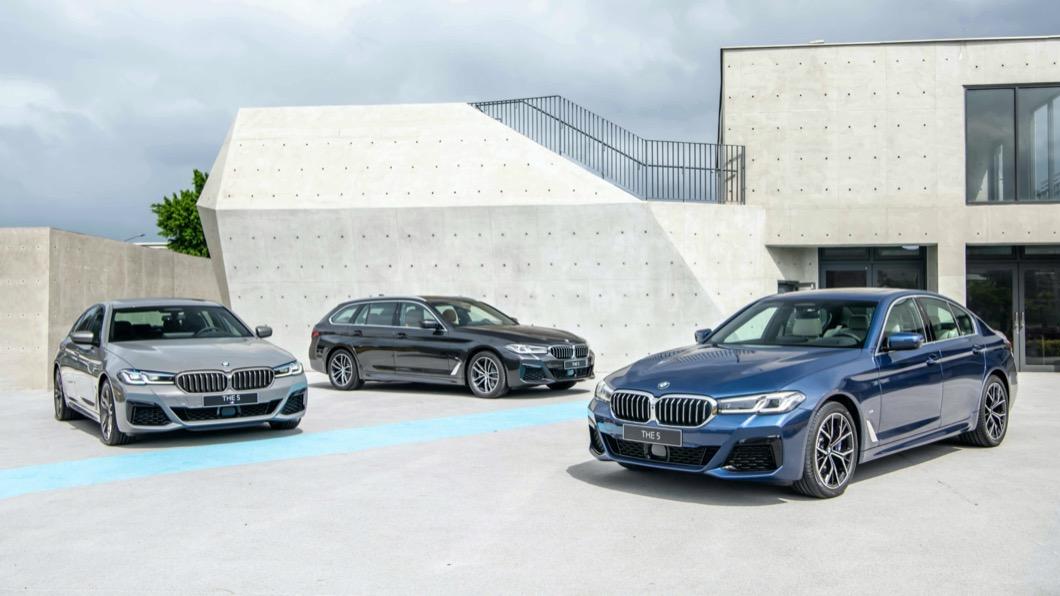 BMW總代理汎德於10/22正式發佈小改款5系列的上市訊息。(圖片來源/ BMW) 小改款BMW 5系列正式登台 建議售價265萬元起