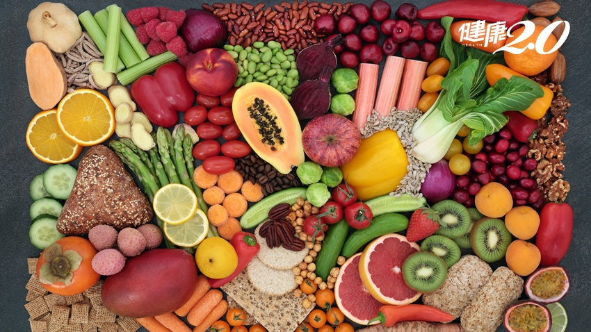 外食族救星!十大超級抗氧化食物,讓人變年輕、抗癌、遠離失智