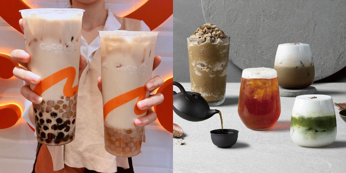 直接喝爆了!coco「QQ系列」回歸+買一送一活動,路易莎推5天全系列飲品第二件半價