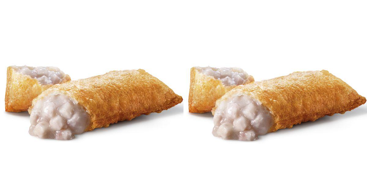 芋頭控吃起來!麥當勞人氣「香芋派」強勢回歸,限定2個月販售