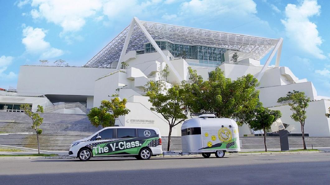 (圖片來源/ M-Benz) 星動之旅2.0開跑 V-Class造訪全台分享美好生活