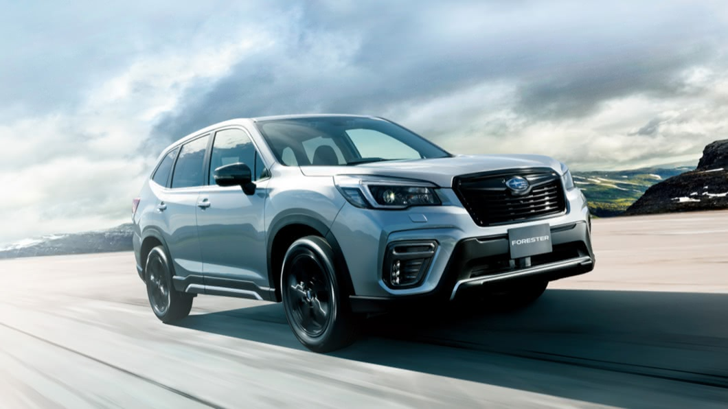 Subaru在10/22公佈了日規小改款Forester的產品相關訊息。(圖片來源/ Subaru) 渦輪引擎終於回歸 小改Forester Sport帶來174匹馬力