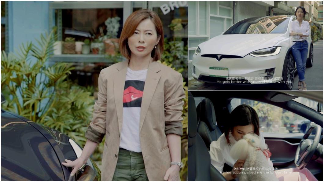 多數女生看車都憑「感覺」,很少提到「數據」等資訊。(圖片來源/ Tesla) 女生看車如看人? 比起性能數據更看「感覺」