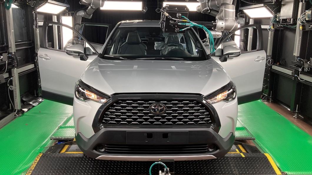 國瑞汽車生產線將扮演支持Corolla Cross邁向年銷逾4萬輛目標後盾。(圖片來源/ 和泰汽車) Corolla Cross年銷4萬輛野心後盾 國瑞汽車中壢產線揭密