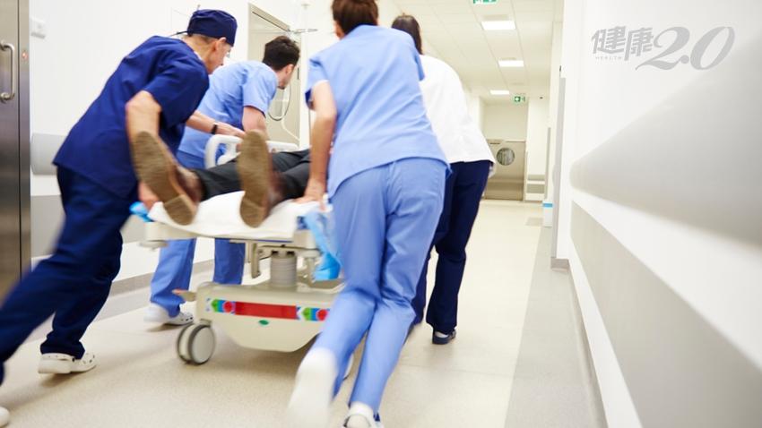「主動脈剝離」最真實的第一現場!病人守住承諾做完電腦斷層,還是猝死了…