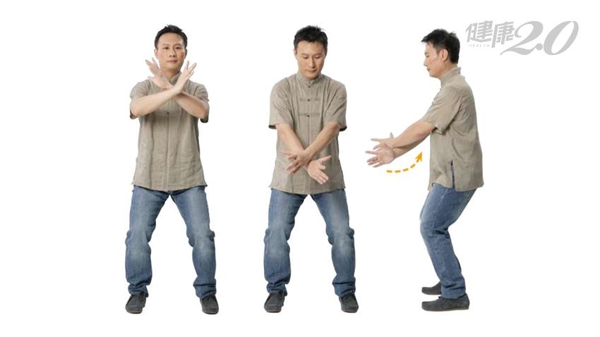 老了聲音沙啞、視茫茫?「三轉手」強化精氣 保養身體預防老化