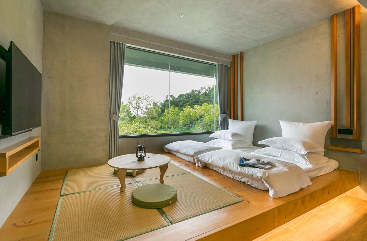 【新開店】一秒飛京都「祇園溫泉房」這裡住!房內都能泡湯,早餐吃龍蝦、冰箱飲料免費