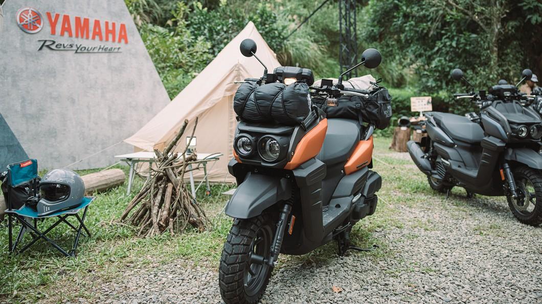 Yamaha BW'S設計多數置物空間,提升實用機能。(圖片來源/ Yamaha) 水冷BW'S更「越野」了 UBS版售價86,800起