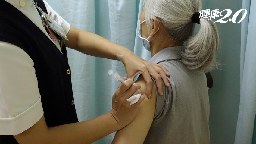 你知道75歲以上這支疫苗免費嗎?國內研究:癌症患者住院率降低2成