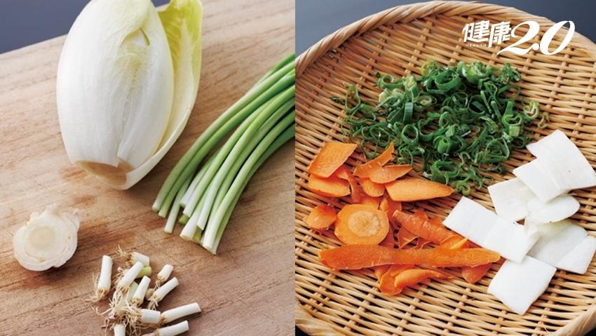 蔬菜根部、外皮別丟掉!日料達人用「乾燥蔬菜碎屑」熬出超美味高湯 4種蔬菜不適合