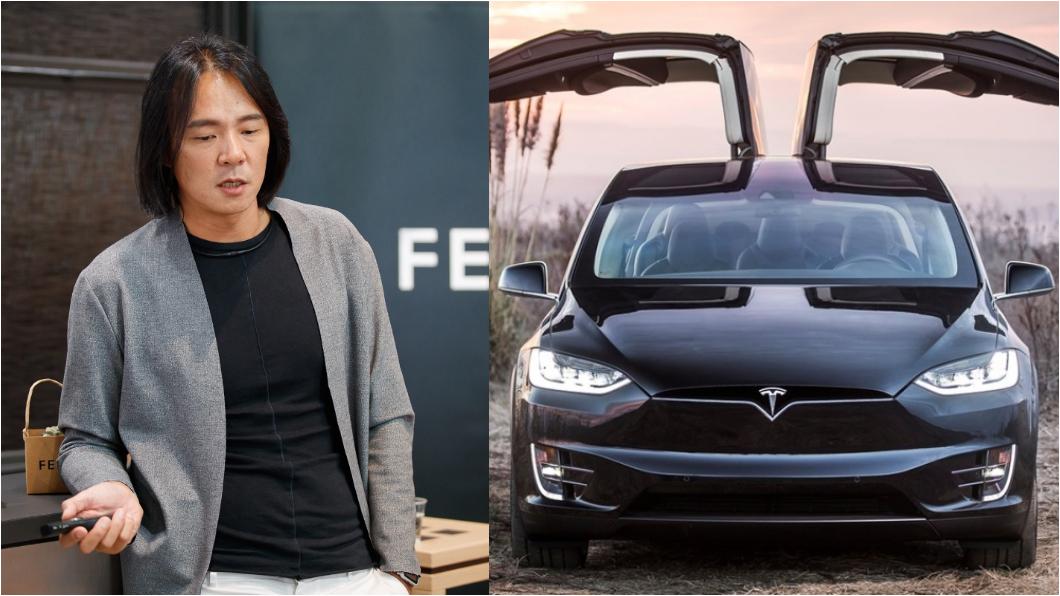 設計師周天民認為Model X是理性及感性的平衡。(圖片來源/ Tesla) 選擇電動SUV的理由? 設計師周天民:感性、理性的平衡
