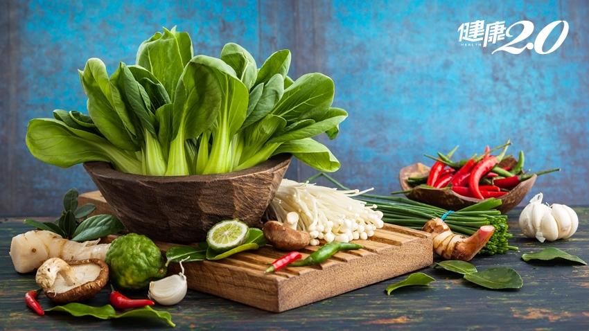 快吃秋季青江菜!高鈣可比牛奶,維生素A豐富可幫助預防乾眼症