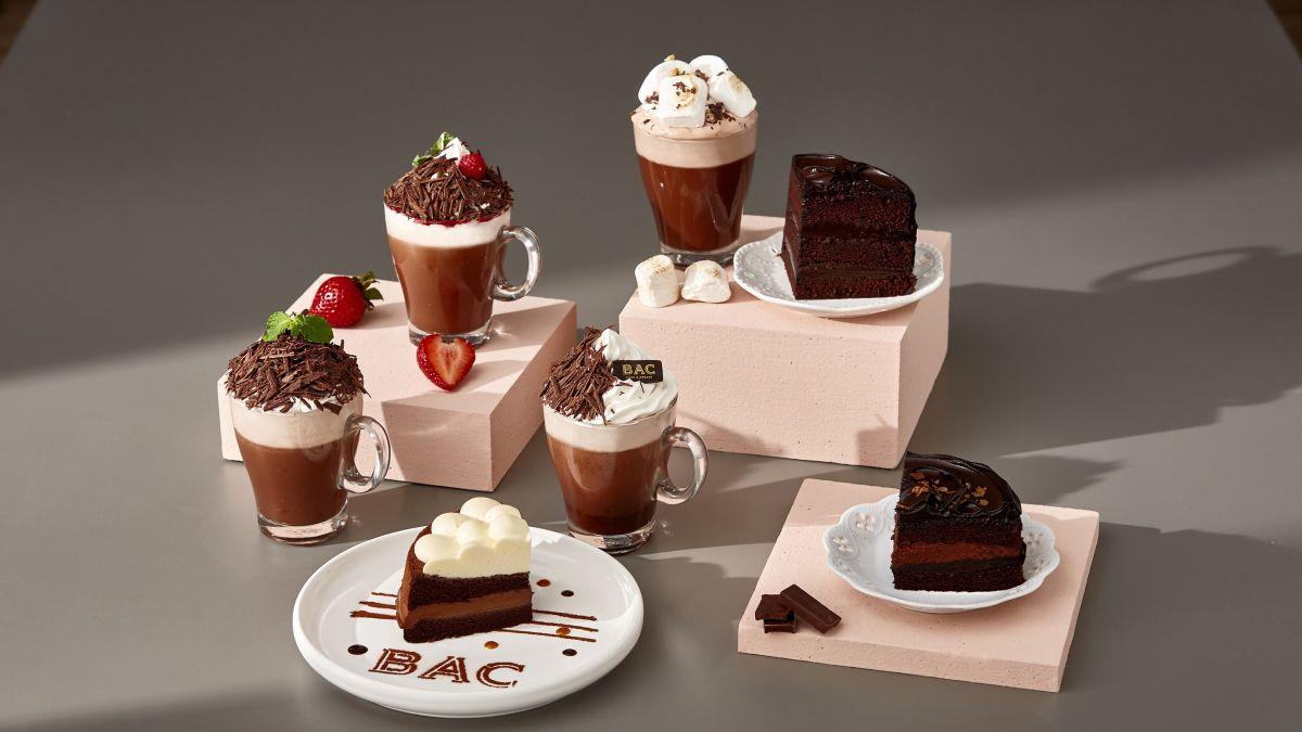 【新開店】約會新點!首家BAC咖啡廳在東區,連續15天推內用輕食、蛋糕半價