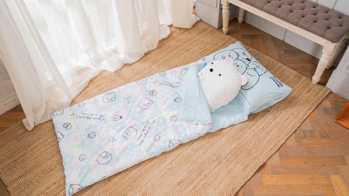「角落小夥伴」粉絲尖叫聲!康是美加價購來囉:抱枕毯、摺疊收納箱、暖暖睡袋必收