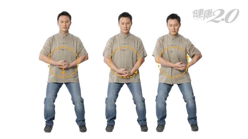按摩肚子順時鐘還是逆時鐘?1招深層按摩腸道「氣運丹田」 增強腸胃蠕動、加速排除宿便