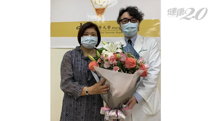熟女子宮陰道脫垂頻漏尿!微創手術一次治療、終身不再尿失禁
