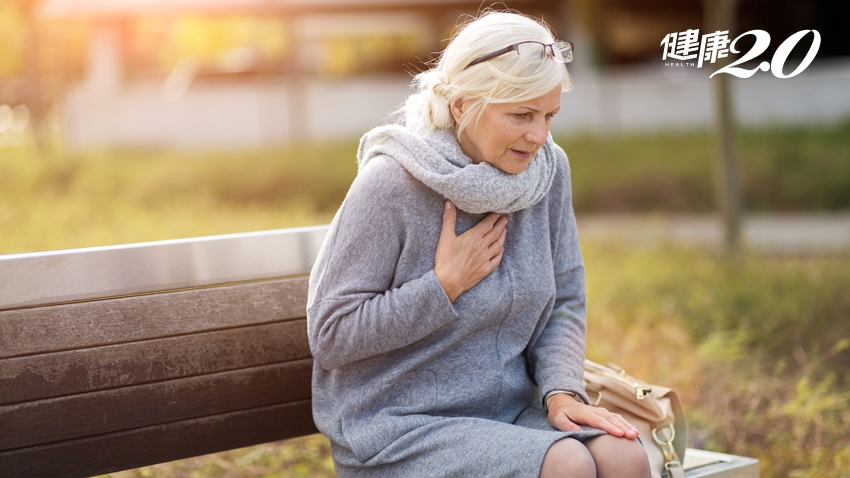 天氣變涼,心臟無力容易累!2道中藥茶飲化解心氣虛 助好眠、添活力