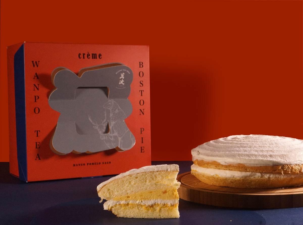 超商甜點好狂!人氣手搖飲變身「楊枝甘露波士頓派」,加碼2款「厚芝士雪糕」可預購