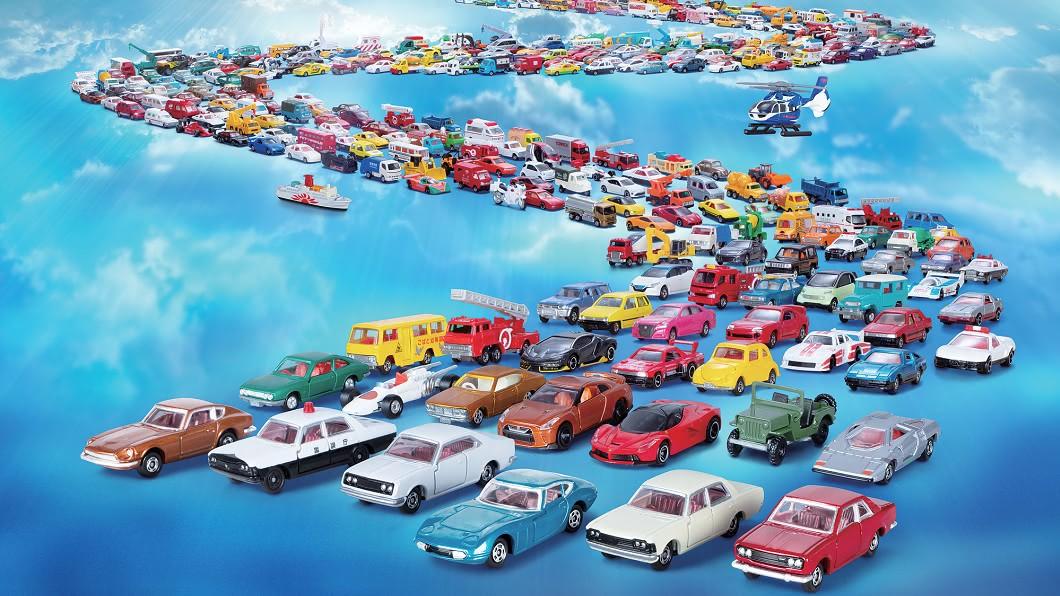 Tomica小車博覽會將於12月22日開始,一直到明年3月21日於士林科教館展出。(圖片來源/ 麗嬰國際) Tomica博覽會年底登場 購買限量套票加贈50週年紀念車