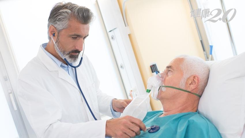 年逾5千國人肺阻塞死亡!台大醫神研發「肺阻塞急性發作預測系統」 4好習慣避免發作