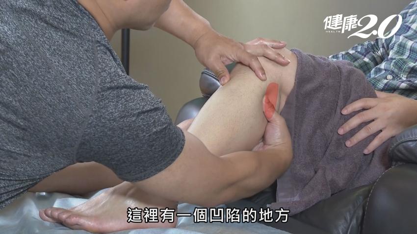 江坤俊教你3運動、2穴位促進血液循環 有效舒緩腳麻、靜脈曲張、足底筋膜炎!
