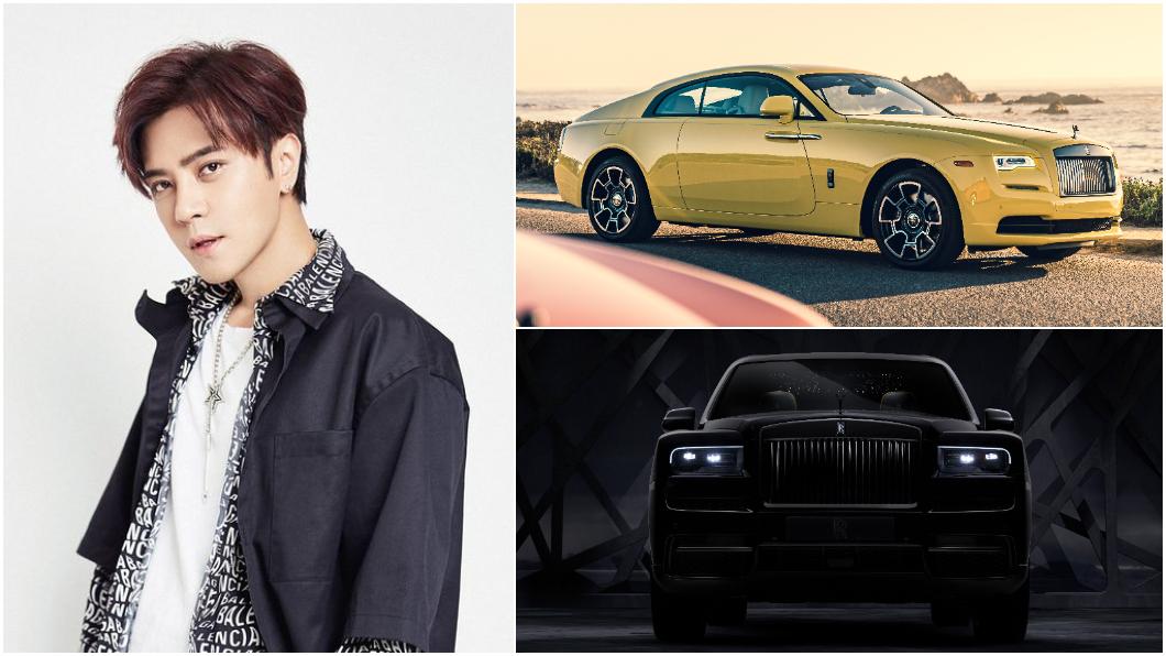 藝人羅志祥擁有勞斯萊斯Wraith與Lamborghini Aventador等名車。(圖片來源/ Rolls Royce、羅志祥臉書) 台灣演藝圈誰開勞斯萊斯? 除羅志祥、蕭敬騰還傳有這兩位