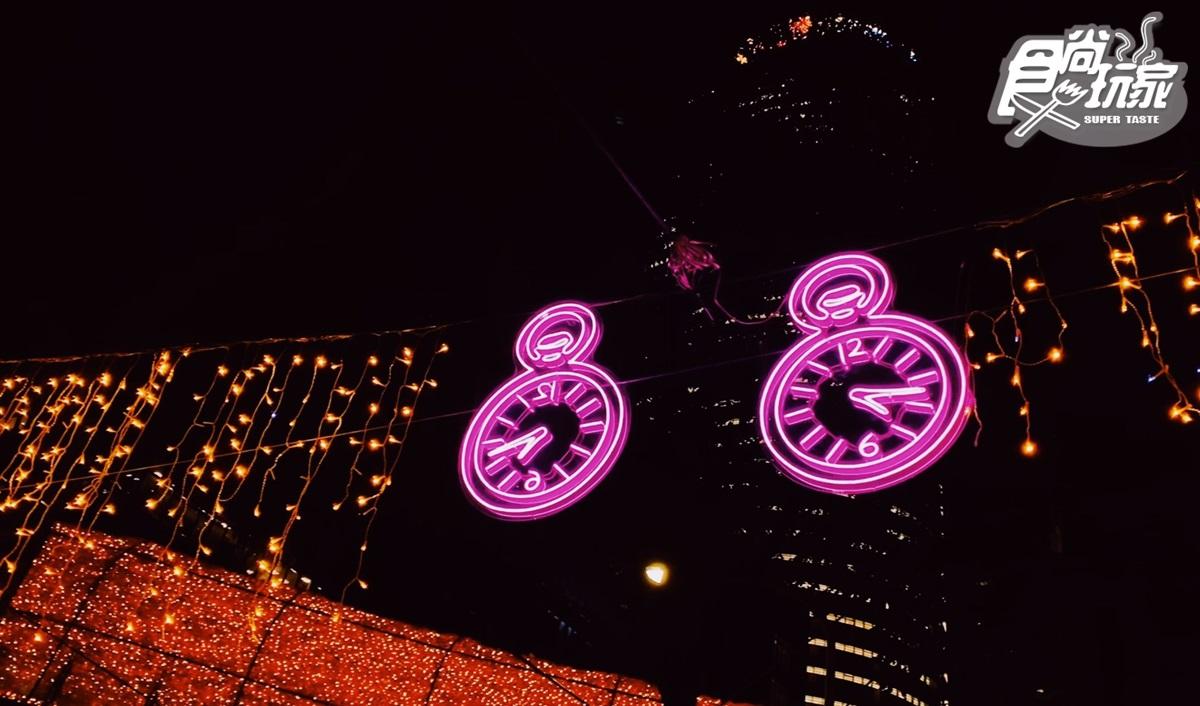 絕美空拍畫面搶先曝光!「新北歡樂耶誕城」4大絕美燈區+8大光廊曝光,IG踩點攻略一次看