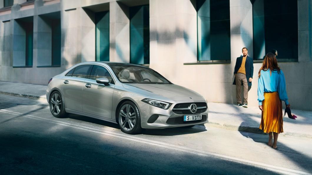 (圖片來源/ M-Benz) M-Benz 11月多元購車優惠 低月付1.6萬A-Class開回家