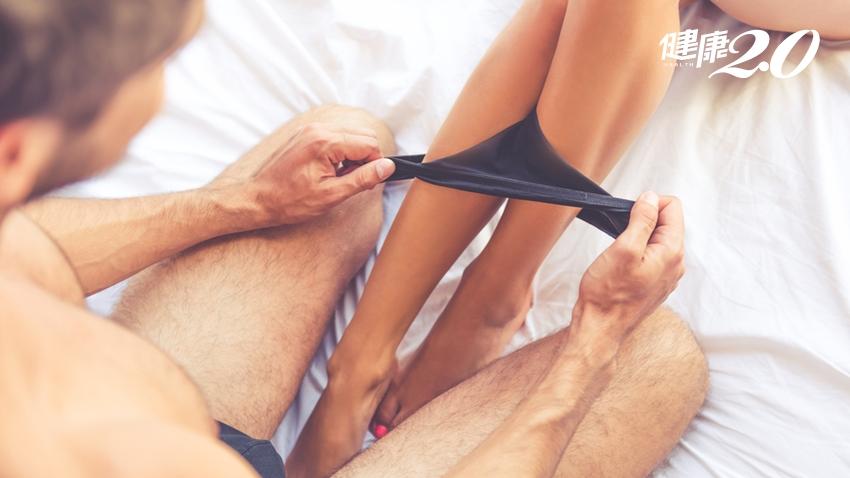 用「口水」當潤滑劑可以嗎?專家7招解決「陰道乾澀」,性愛不痛更保濕