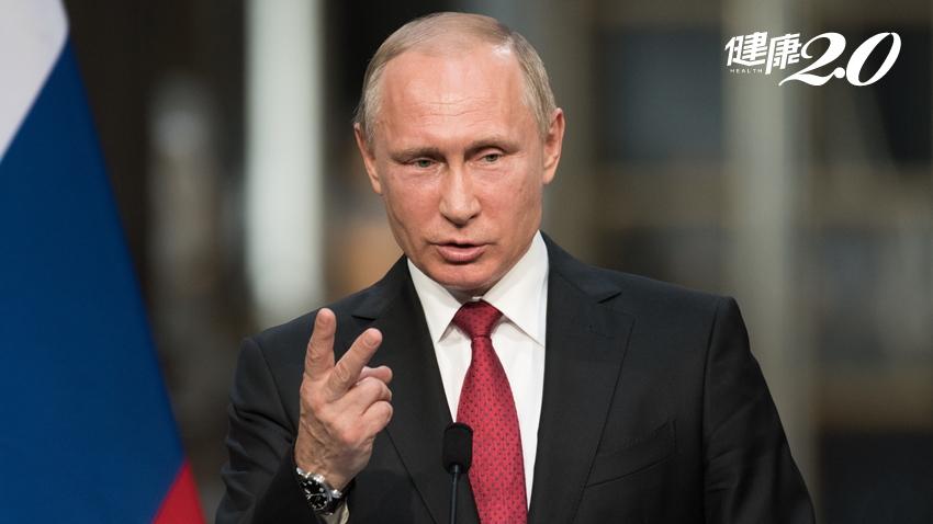 俄總統普丁驚傳巴金森氏症 面無表情加肌肉僵硬小心!一張表速檢測