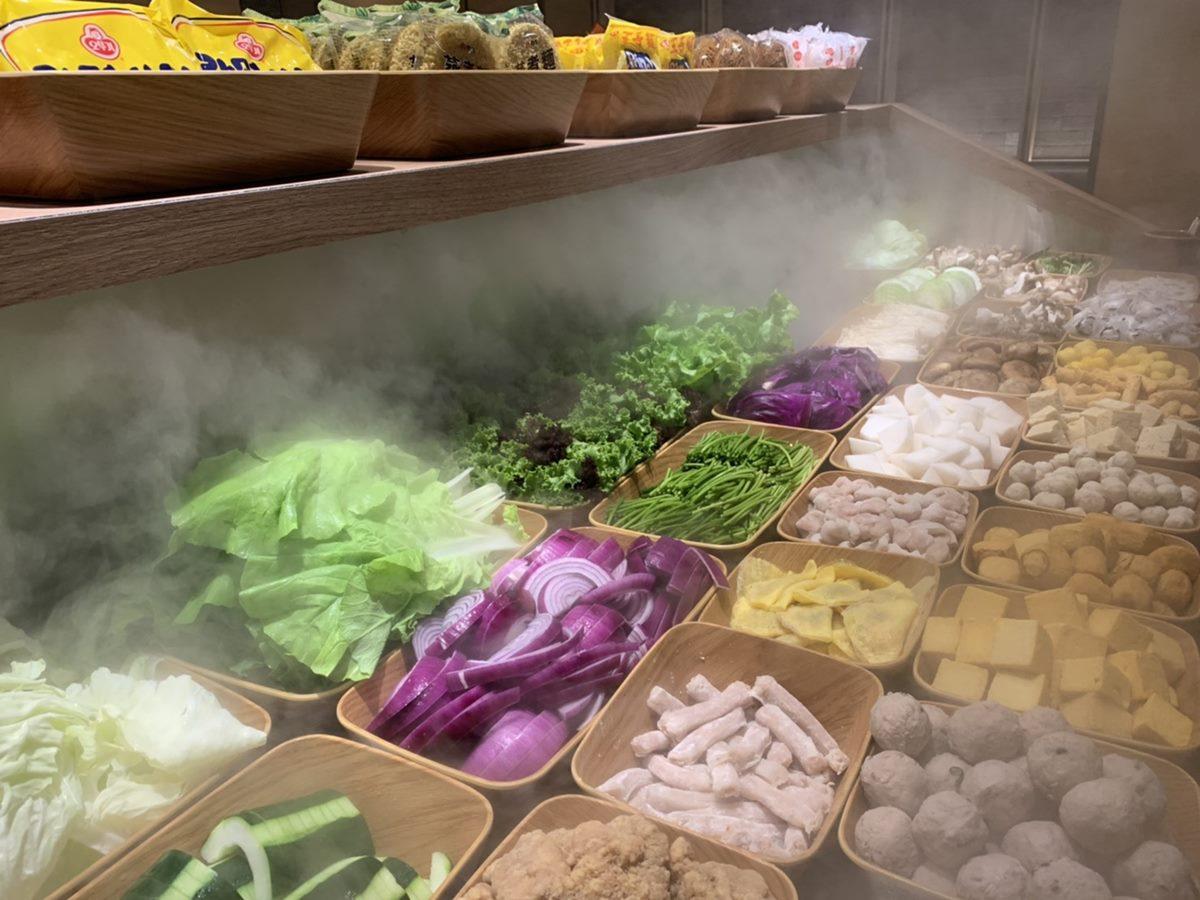 【新開店】一人也能享火鍋吃到飽!台中最新「日暮裏」主打冷藏熟成肉+60種食材無限開吃