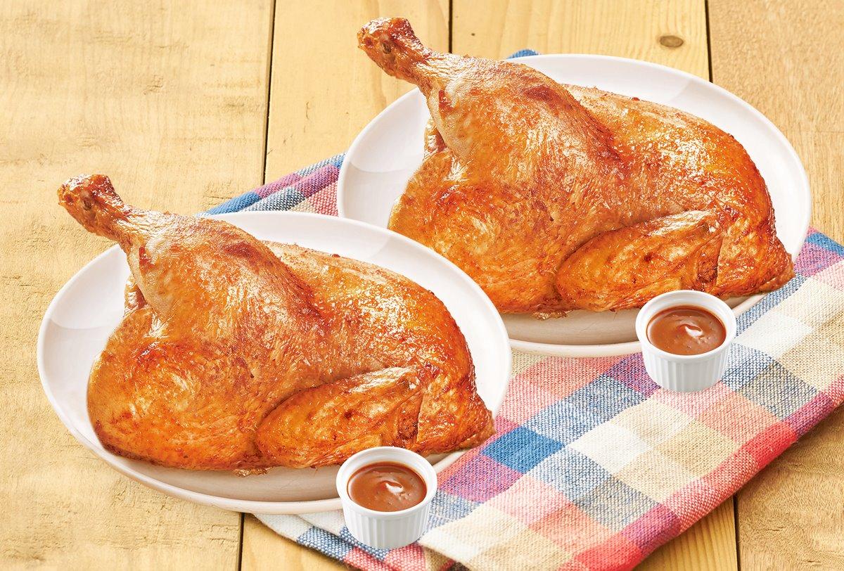 11/12也有優惠!21風味館、頂呱呱推「烤雞第2件5折」「一斤雞現省78元」