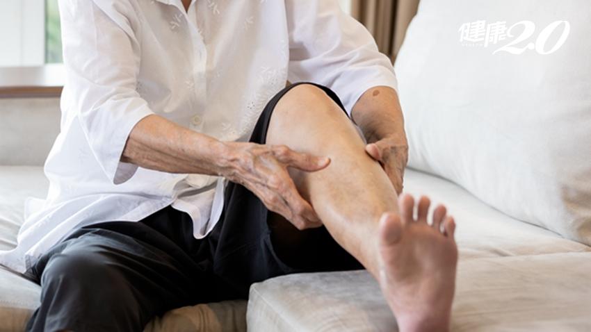 雙腳冷冰冰、一走路痠痛?當心周邊動脈阻塞恐截肢 引爆腦中風、心肌梗塞