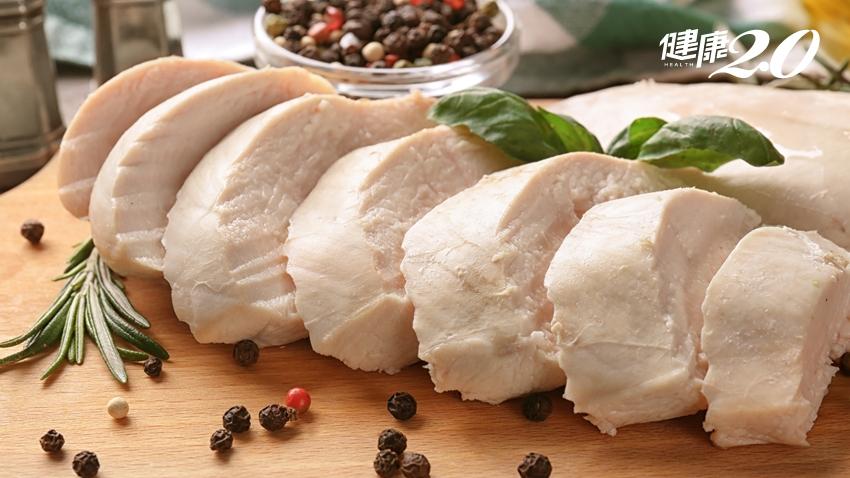 吃雞胸肉長肌肉!營養師曝「即食雞胸」2大隱藏陷阱 當心吃出高血壓