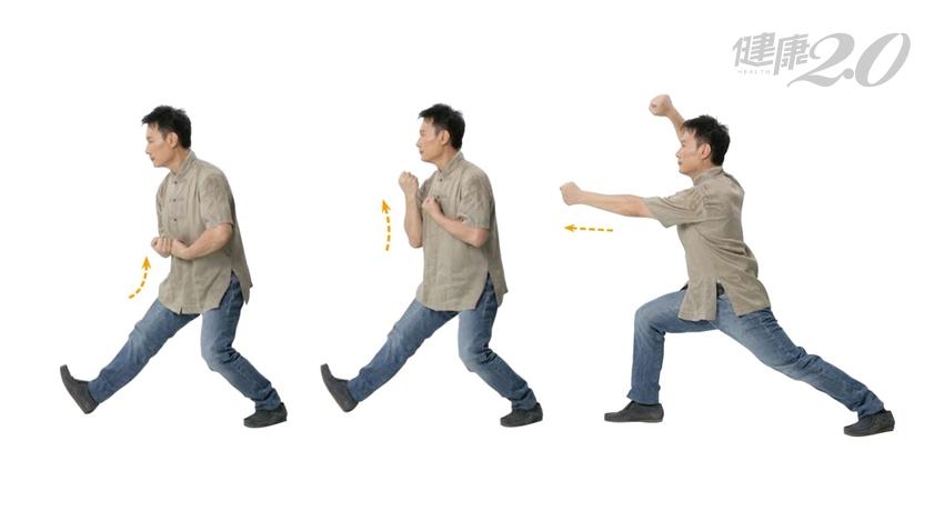 練丹田活絡全身循環!太極「當頭砲」強化肌肉 增強氣力、提升活力
