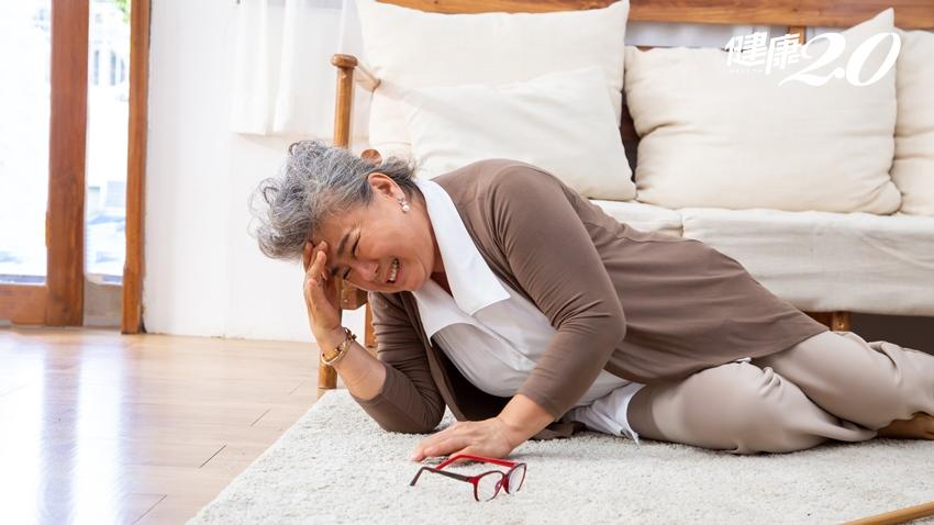 阿嬤突然半癱、急性中風!家人做對一件事,2周後康復出院 行動自如