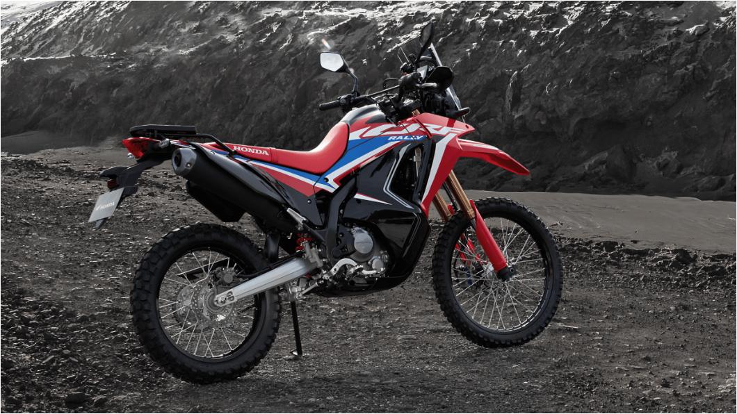Honda Taiwan將在2020年12月底至2021年3月於全國Honda Motorcycle銷售據點巡迴展出CRF300L、CRF300Rally的實體車輛。(圖片來源/ Honda) 可以上快速道路! CRF300L、CRF300Rally用來通勤也可以