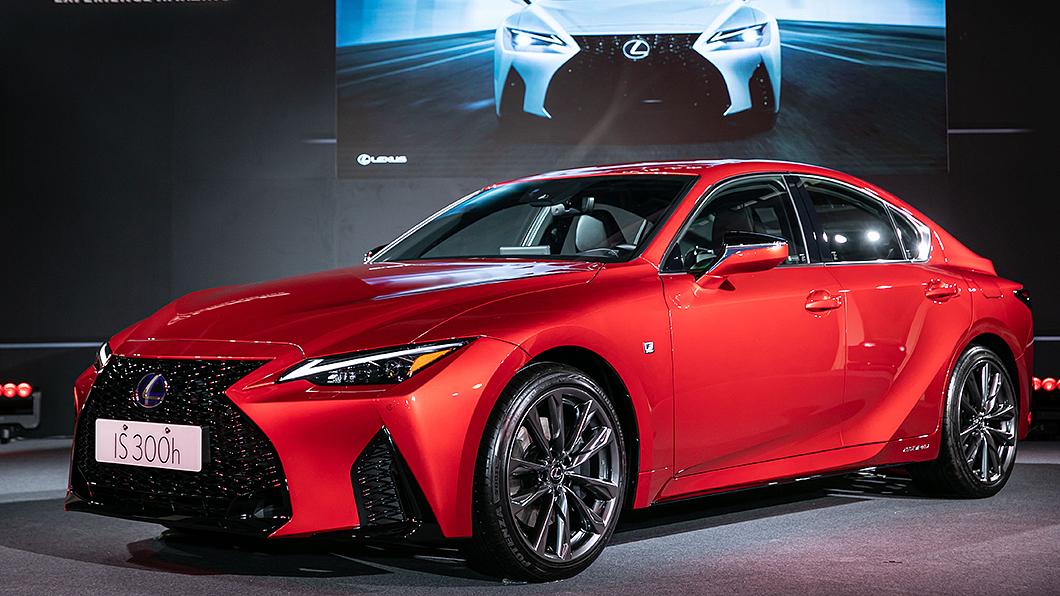 二度小改款IS正式發表上市,入門售價再降1萬元,壓低至190萬元以內。(圖片來源/ Lexus) 189萬起大規模小改IS上市 日系豪華運動房車兩百萬內即可入主