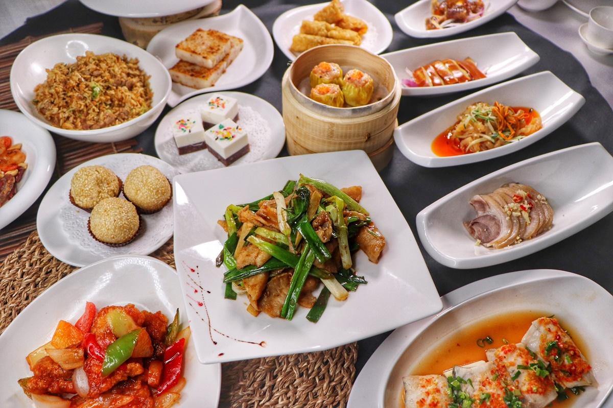 耶誕城旁超狂「港點吃到飽」!46道菜爽吃3小時,每人680元嗑燒賣、烤鴨和咖哩蝦