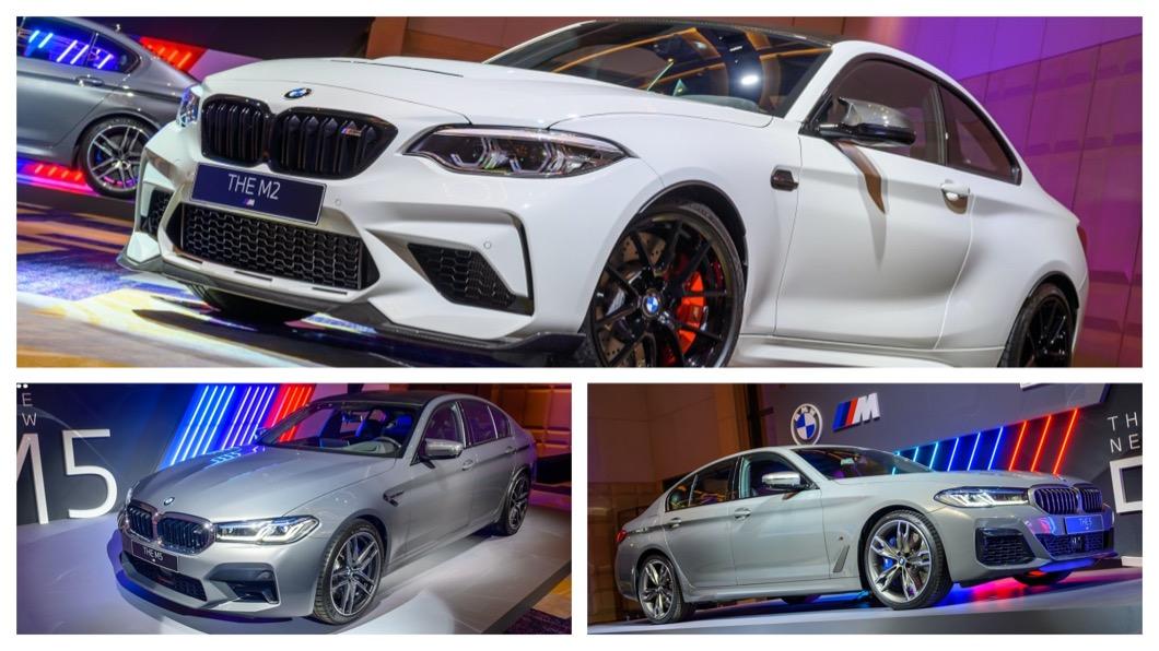 而BMW總代理汎德於11/18一次發表三款備受矚目的性能車款。 M Power大軍壓境! M5、M550i xDrive、M2 CS同步亮相