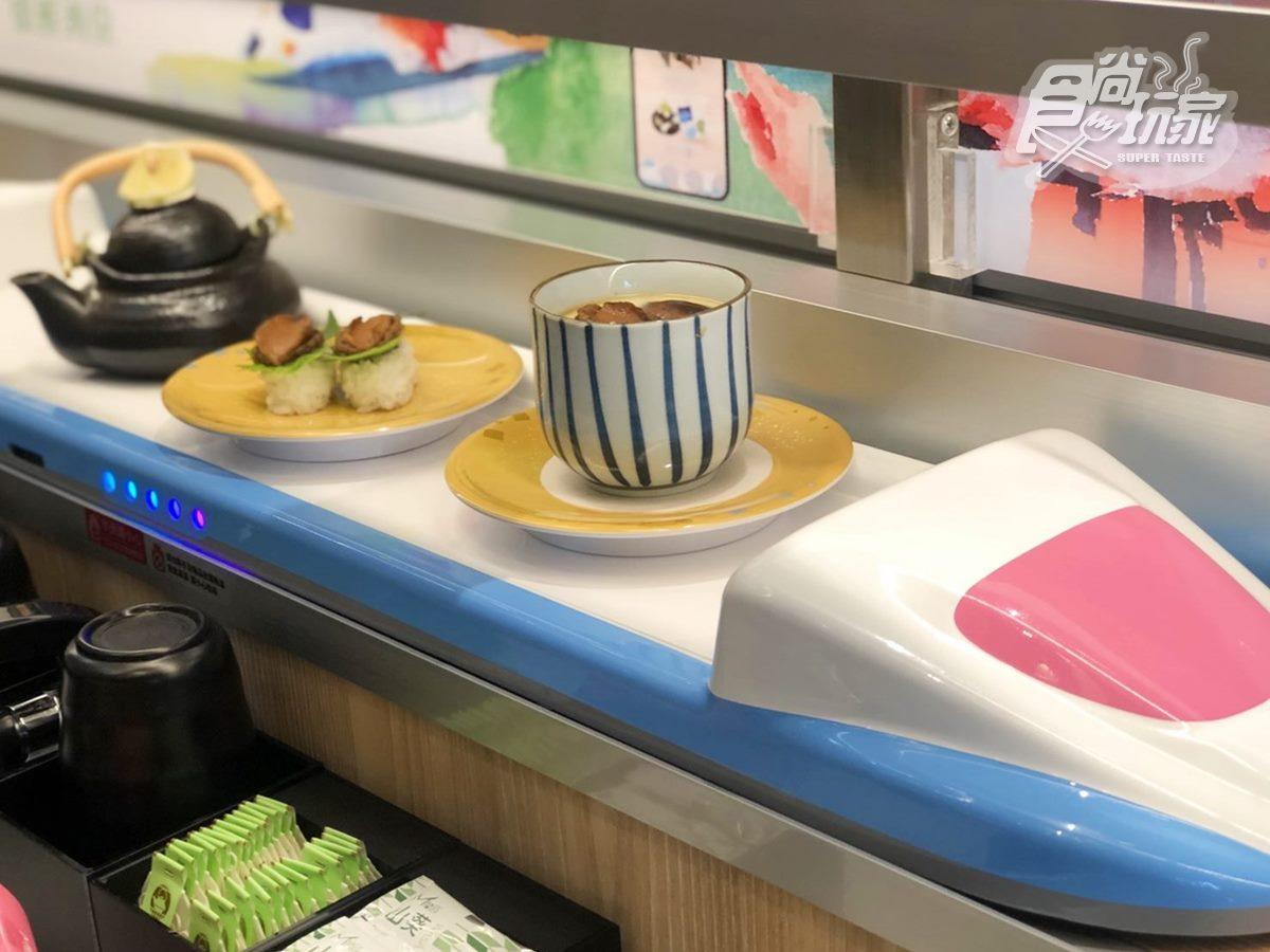 【新開店】免費多吃一貫!板橋新「點爭鮮」開幕,加碼「鮑魚新菜」、全台買一送一優惠