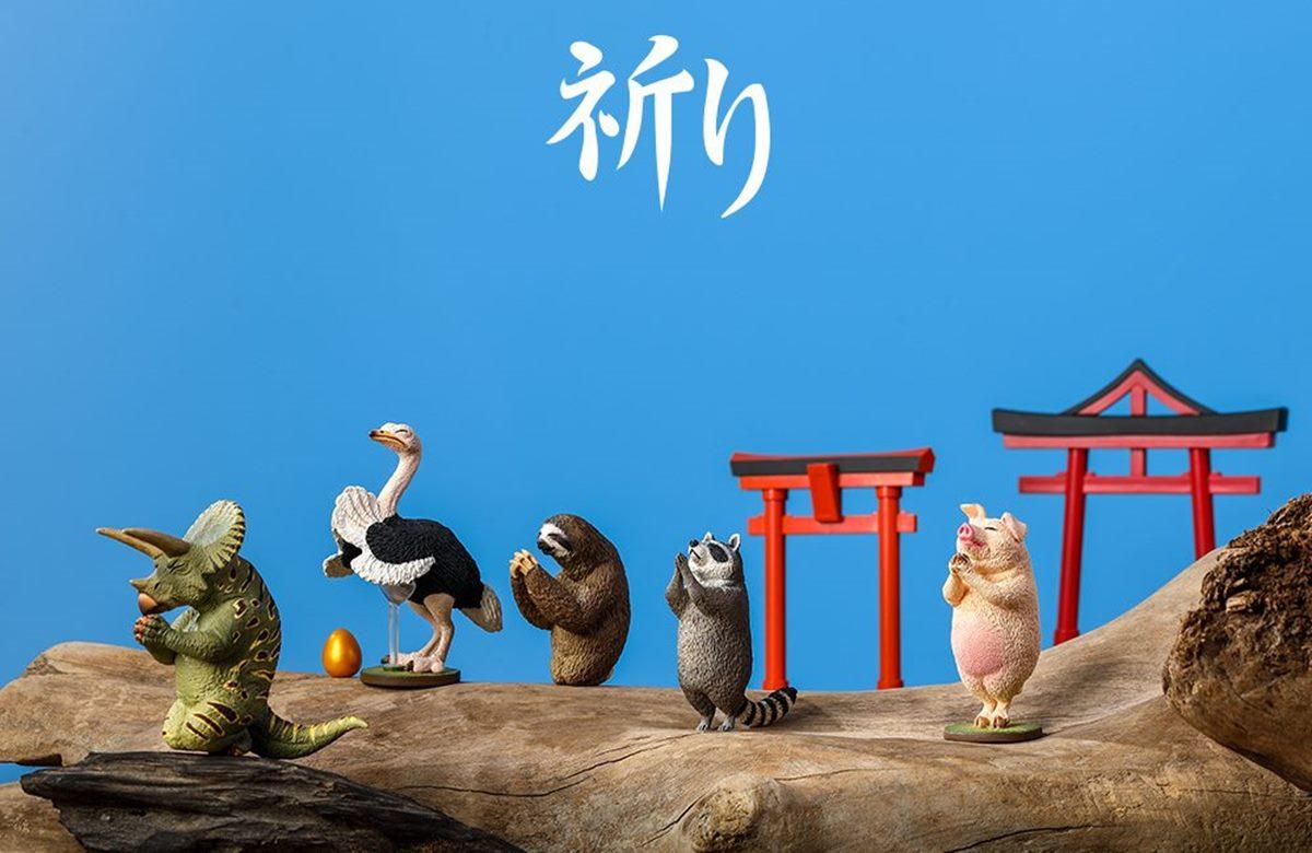 公仔迷要跟上!朝隈俊男最新Animal Life祈系列,加碼搶招財野生大貓「黑豹」