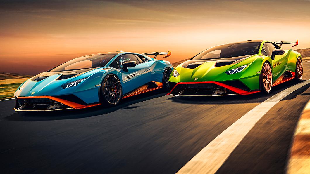 Lamborghini推出Huracán STO,將賽車合法道路街車化。(圖片來源/ Lamborghini) 640匹後驅猛牛 Huracán STO化身道路版工廠賽車