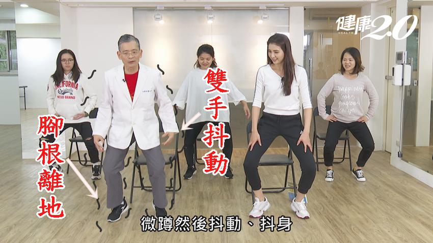 強化第二個心臟!簡文仁教你3招練小腿 暖身、遠離心血管疾病